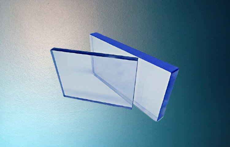 Abrasion Resisting Acrylic sheets.