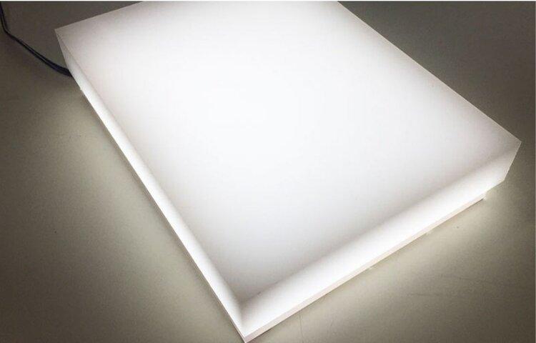 Light Diffusing Acrylic sheets