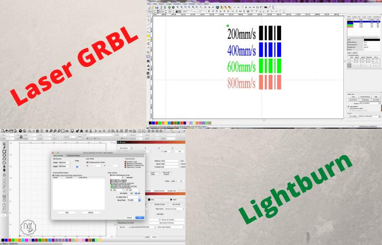 Ortur Laser Master 2 Softwares