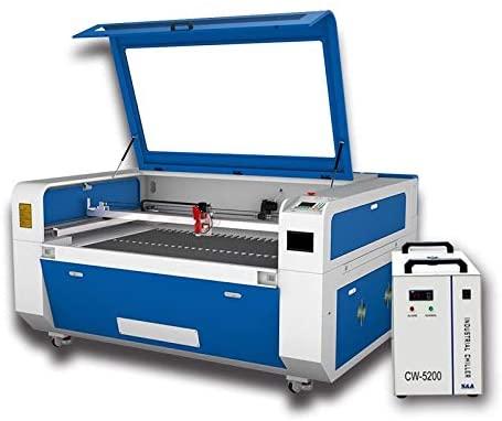 Reci W8 CO2 Laser Engraver Cutter