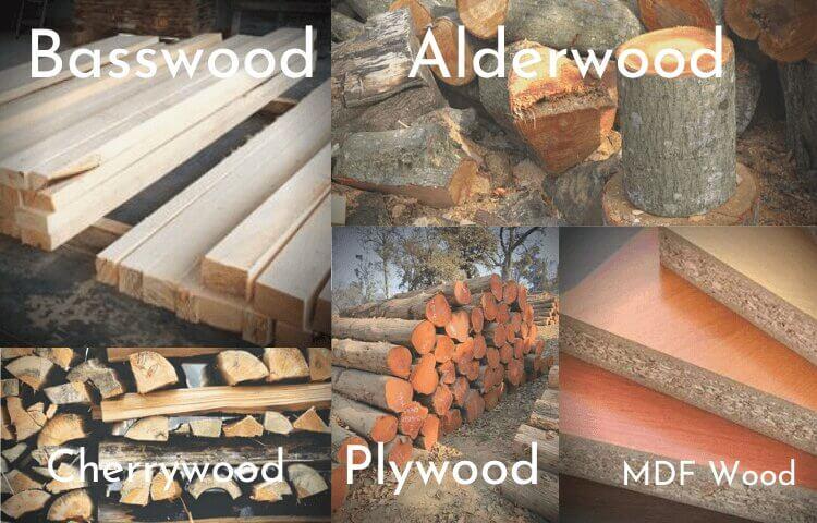Best Wood for Laser Engraving
