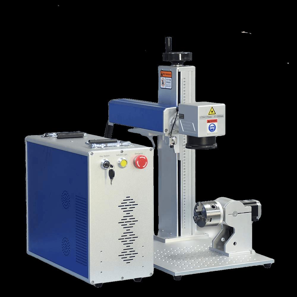 JPT 50W Fiber Laser Engraver